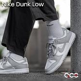 Nike 休閒鞋 Dunk Low Retro 灰 白 Grey Fog 男鞋 低筒 現貨 【ACS】 DD1391-103