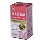 【港香蘭】黃金益黃酮膠囊(60顆)