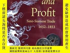 二手書博民逛書店Tribute罕見and Profit: Sino-Siamese Trade 1652-1853Y39702