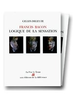 二手書博民逛書店《Francis Bacon : La logique de la sensation 1 la vue le texte》 R2Y ISBN:2729101608