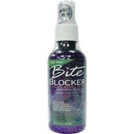 美國 Bite Blocker 百特長效天然驅蟲防蚊液140ml x3瓶