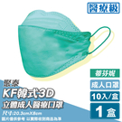 聚泰 聚隆 KF韓式3D立體成人醫療口罩...