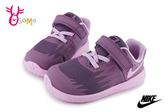 NIKE Star Runner 寶寶運動鞋 小童 輕量透氣慢跑鞋O7227 #紫色◆OSOME奧森童鞋