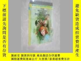 二手書博民逛書店The罕見Mystery of the Ivory Charm (Nancy Drew, Book 13)【館藏書