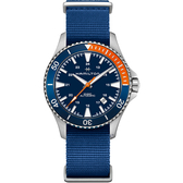 Hamilton漢米爾頓 KHAKI NAVY 卡其海軍系列 SCUBA AUTO機械腕錶 H82365941