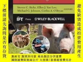 二手書博民逛書店Organic罕見Meat Production and ProcessingY410016 Steven C