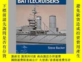二手書博民逛書店Shipcraft罕見Special Grand Fleet Battlecruisers (damaged)-飛