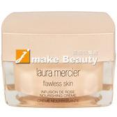 laura mercier 玫瑰極萃修護霜(50g)《jmake Beauty 就愛水》