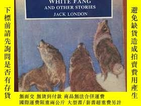 二手書博民逛書店經典世界文學名著叢書:野性的呼喚(The罕見Call of the Wild)【英文版】Y11991 JACK