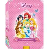 迪士尼公主典藏套裝 (一)-DVD 普通版(白雪公主、仙履奇緣、睡美人、小美人魚)