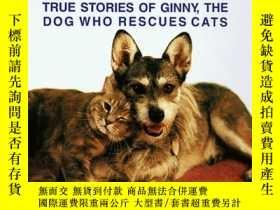 二手書博民逛書店The罕見Blessing of the Animals: True Stories of Ginny, the