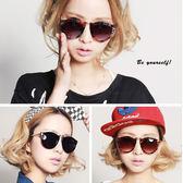 時尚箭頭復古花色造型太陽眼鏡  墨鏡 8888   可   【櫻桃飾品】【8888】