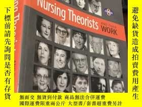 二手書博民逛書店Nursing罕見Theorists AND THEIR WOR