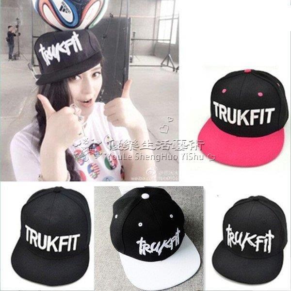 韓版Trukfit棒球帽嘻哈帽 YL-MZ132