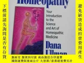 二手書博民逛書店Discovering罕見Homeopathy:your int
