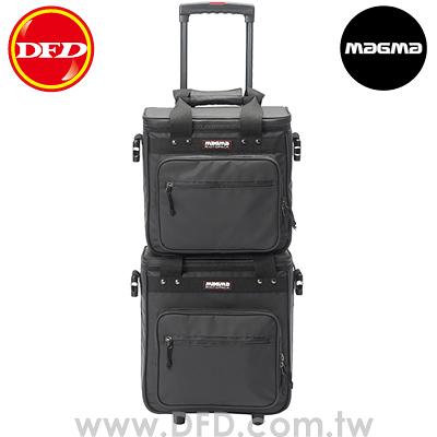 德國 MAGMA RIOT LP-Trolley Set 100 DJ專用 設備手提行李箱