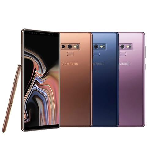 【福利品】Samsung Galaxy Note 9 6G/128G【★此賣場無法參加原廠活動~內附保護套】