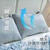 枕頭 / 涼感枕【樂芙舒眠涼感枕】Coolbest II 清涼舒適纖維  戀家小舖台灣製AEK304