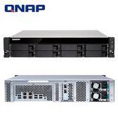 QNAP 威聯通 TS-873U-RP-8G 8Bay NAS 網路儲存伺服器
