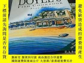 二手書博民逛書店DOYLE'S罕見FISH COOKBOOKY15641 DOY