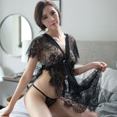 情趣睡衣蕾絲款 性感睡衣 情調衣人騷 大碼蕾絲極度誘惑火辣透明情趣內衣服套裝女 城市玩家