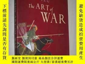 二手書博民逛書店英文原版罕見The Art of War by Sun Tzu
