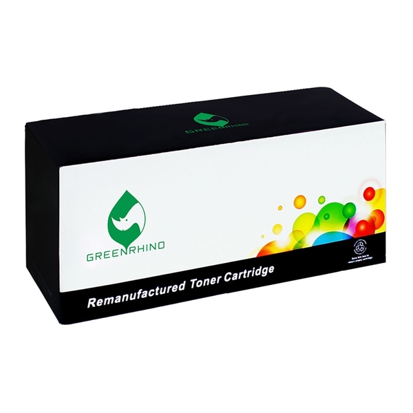 綠犀牛 for HP CF501A/CF501/202A 藍色環保碳粉匣 /適用Color LaserJet Pro M254dn / M254dw / M254nw
