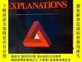 二手書博民逛書店Philosophical罕見ExplanationsY1915