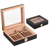 雪松木雪茄保濕盒實木雪茄煙盒子雪茄盒