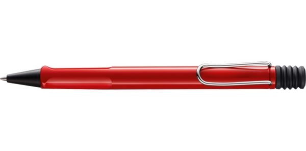 藍碧LAMY-原子筆-285-銀夾鈀金