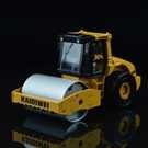 新年兒童禮物620018合金工程車模型1:50單鋼輪壓路機兒童玩具車仿真 KV6123 【歐爸生活館】