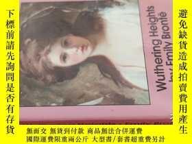 二手書博民逛書店【英文原版】Wuthering罕見Heights 呼嘯山莊( 如圖)Y25633 Emily Bronte B