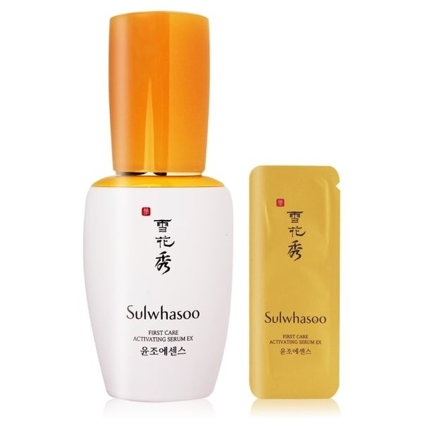 Sulwhasoo 雪花秀 潤燥精華EX(30ml)+(0.6ml)