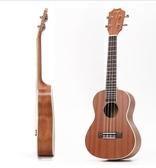 烏克麗麗 烏克麗麗ukulele23寸初學者成人學生兒童小吉他TUC200B DF 全館免運 雙12