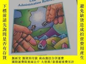 二手書博民逛書店OSF罕見DCE Administration Referenc