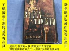 二手書博民逛書店Billy罕見the Kid: The Endless Ride