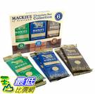 [COSCO代購] W119497 Mackie S 片裝綜合巧克力 120公克 X 6包