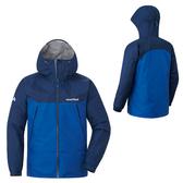 [好也戶外]mont-bell THUNDER PASS男款連帽風雨衣 靛藍/寶藍 No.1128635-IN/BR