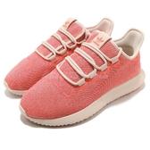 【四折特賣】adidas 休閒鞋 Tubular Shadow W 粉紅 咖啡 小350 運動鞋 女鞋【PUMP306】 B22636