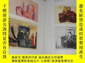 二手書博民逛書店2手英文罕見Edward Munch: Psyche 蒙克 xg