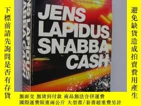 二手書博民逛書店瑞典語罕見SNABBA CASHY146810 Jens Lap