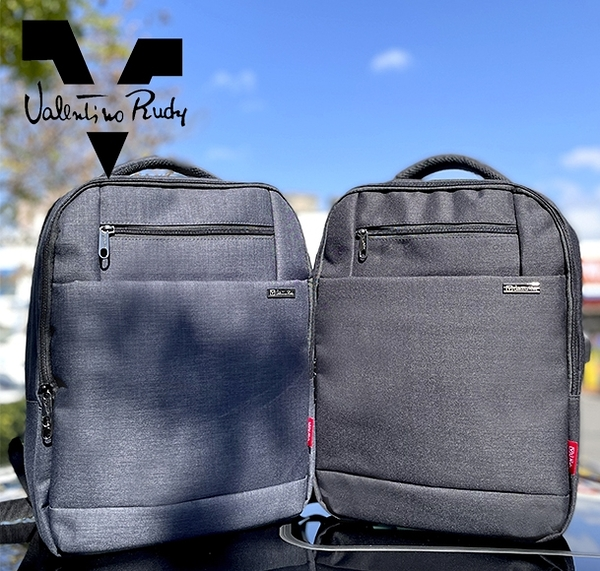 VALENTINO RUDY 硬挺型男多夾層後背包 NO:S9420