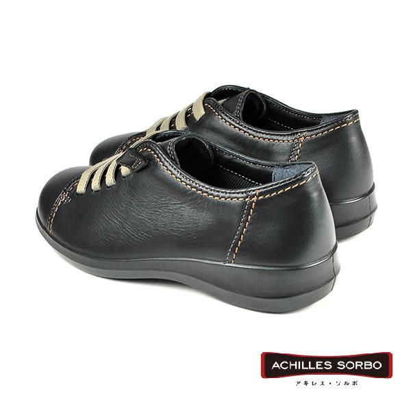 【Achilles SORBO】簡約復古機能鞋/女鞋 黑色(SRL0910-BL)