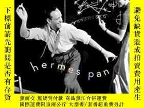 二手書博民逛書店Hermes罕見Pan: The Man Who Danced