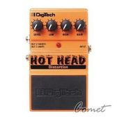 【失真效果器】【Digitech Hot head】【破音效果器】【Distortion】【DHH】