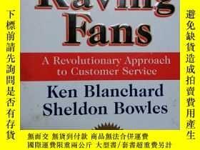 二手書博民逛書店Raving罕見Fans: A Rev olutionary A