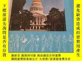 二手書博民逛書店California罕見People and Their Gov