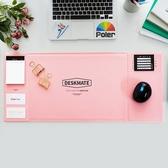 【12H快速出貨】eonbest甜美多功能商務辦公家用防水大電腦桌墊鼠