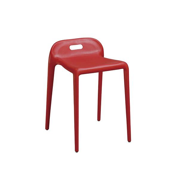 斐儷紅色椅凳(21JS1/718-3)/H&D東稻家居
