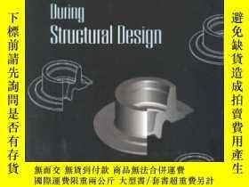 二手書博民逛書店Computer-aided罕見Materials Selection During Structural Des